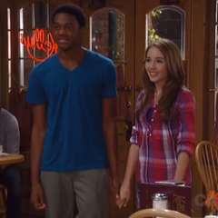 Molly and TJ are glad to have permission to date (2012)
