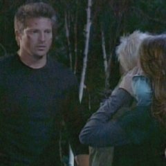 Jason, Jake and Elizabeth after he is returned to his mom