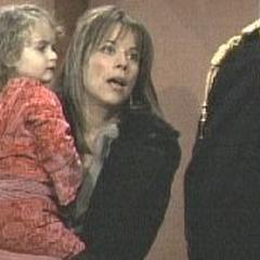 Kristina and her mom