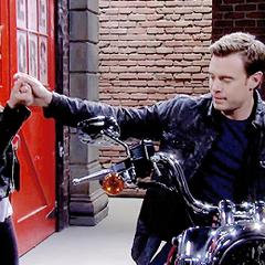 Jason and Sam go on a bike ride (2015)