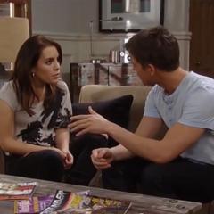 Kiki tells Michael about Fluke