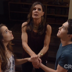 Rafe, Molly and Lucy send Danny all of their positive thoughts and energy