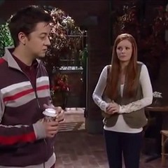 Ellie finds out that Spinelli is going to his daughter's Godfather