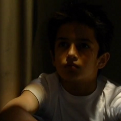 Aramis Knight as young Sonny