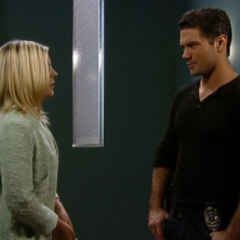 Nathan asks Maxie if their date is still on