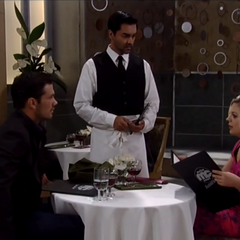 Nathan and Maxie's first date