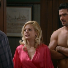 Nathan and Maxie talk to Franco about Nina's marriage to Ric
