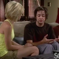 Maxie tries to see what Spinelli and Jason know about Sam