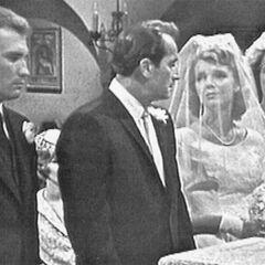 Steve weds Audrey March