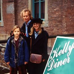 Luke and Laura with son Lucky