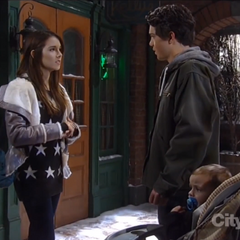 Danny and aunt Molly run into Rafe