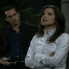 Sonny confronts Sam about the baby