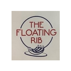 Logo for <b>The Floating Rib</b>