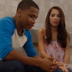 Molly and TJ talk (2013)