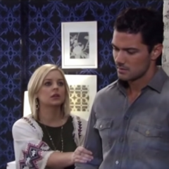 Maxie wants Nathan to stay especially after finding out about Britt