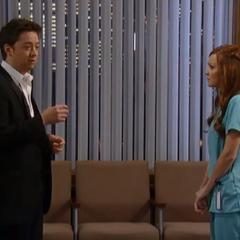 Ellie tells Spinelli that Georgie is his daughter