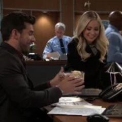 Nathan and Lulu at the PCPD