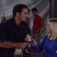 Maxie resists arrest