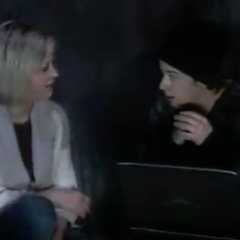 Spinelli and Maxie get trapped in a storm drain