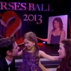 Patrick, Emma, and Sabrina