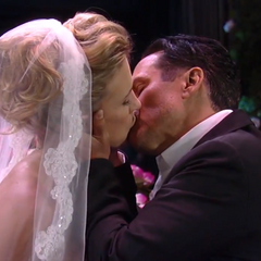 Sonny and ghost Connie get married (2013)