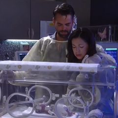 Baby Gabriel is going to die
