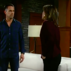 Julian and Alexis worry about Sam being with Jason again