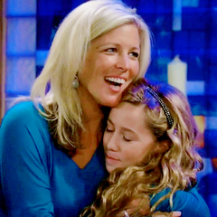 Carly and daughter Josslyn