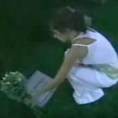Sam visits Lila's grave in June 2007