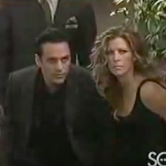 Sonny and Carly during the Metro Court hostage crisis