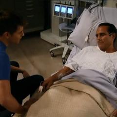 Michael forgives Sonny