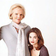 Audrey and granddaughter Elizabeth