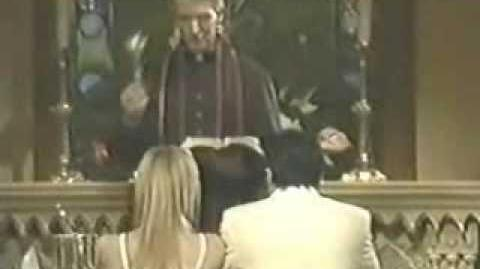 General Hospital Carly and Sonny 2 26 01 Wedding