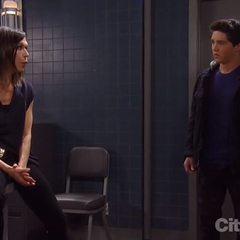 Rafe is questioned by Anna