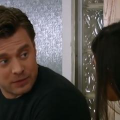 Jason tells Sam that little Jake is alive (2015)