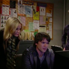 Lante with Lucky at the PCPD (2009)
