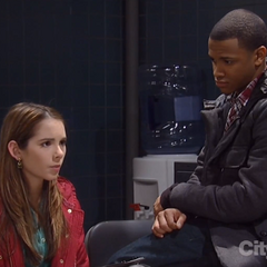 TJ turns Molly into Anna (2013)