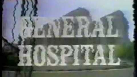 General Hospital 1975 Opening