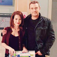 Drew and Elizabeth