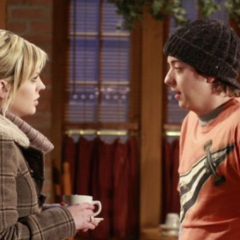 Maxie and Spinelli work together to solve a case