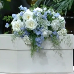 Gabriel's casket