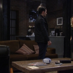 Nathan tells Maxie that it's time to call it a day