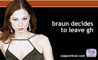 Braun leaves