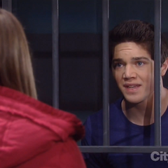 Rafe gets a visit from Molly