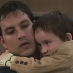 Nikolas and son Spencer