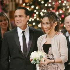 Sonny and Brenda get engaged. (2010)