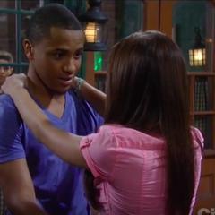 Molly forgives TJ (get back together)  (2013)