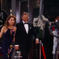Arriving at the Nurses' Ball late