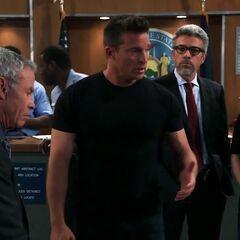 Robert, Mac, Jason, and Sam at the PCPD