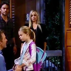 Valentin gives up Charlotte/Going home with Dante and Lulu